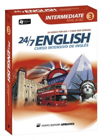 24/7 English - Curso Int.Ingles - Intermediate