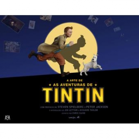 As Aventuras De Tintin - Livro Do Filme