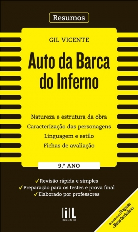 Auto Da Barca Do Inferno - Resumos