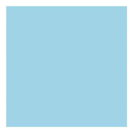 Borracha Eva Azul Claro 50X70 - 2 Mm Safel