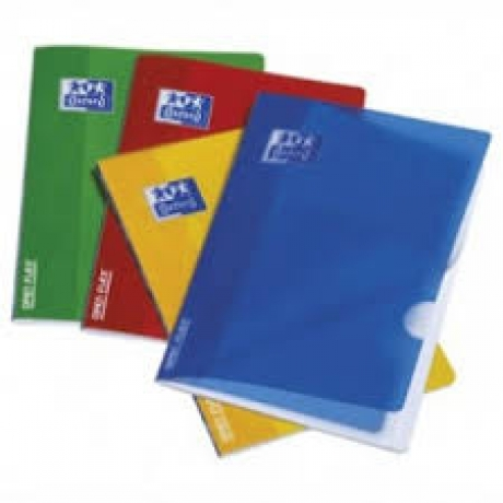 Caderno A4 Oxford Pautado Open Flex St