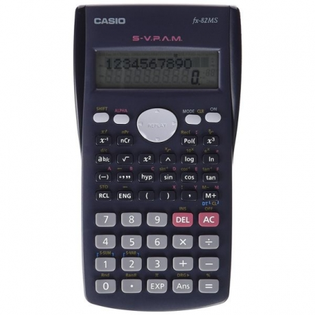 Calculadora Fx-82Ms Casio
