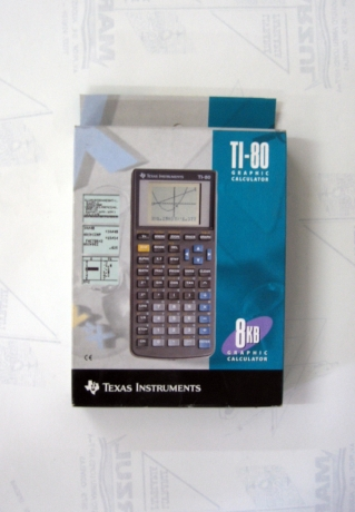 Calculadora Ti - 80 Texas