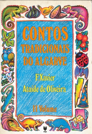 Contos Tradicionais Do Algarve Ii Volume