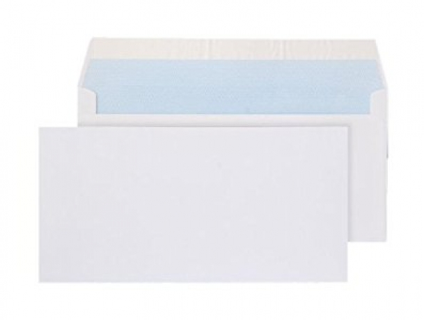 Cx. Envelopes 110X220 Mm C/500 Dl Silicone