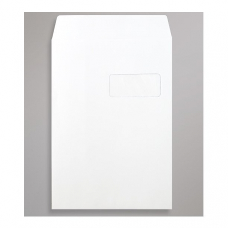 Cx. Envelopes Saco 229X324 Mm C/250 Branco