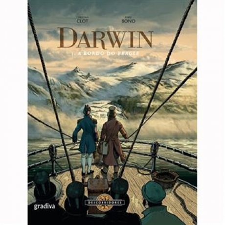 Darwin Vol 1 - A Bordo Do Beagle