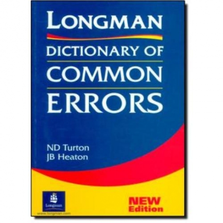 Dictionary Of Common Errors