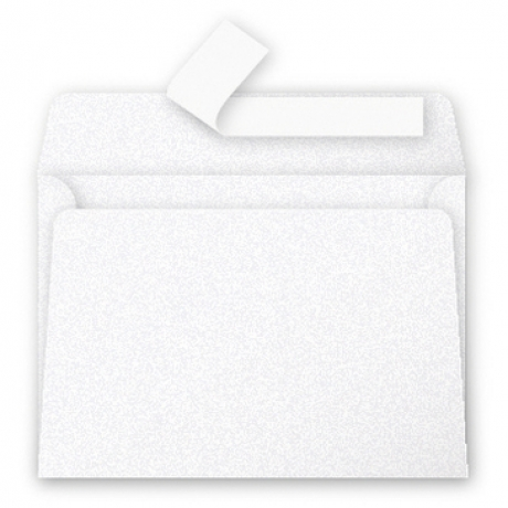 Envelope Branco Metal 114X162Mm 120G/M2