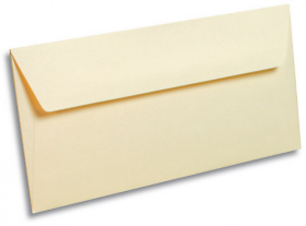 Envelope Creme 110X220Mm 120G/M2  Refª5445