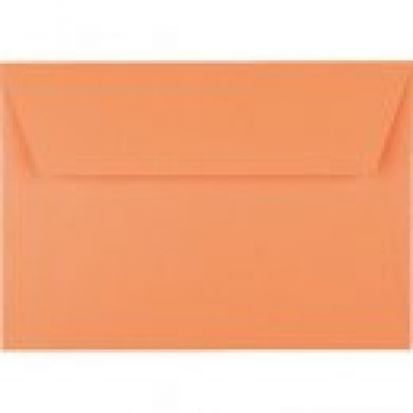 Envelope Laranja 114X162Mm 120G/M2