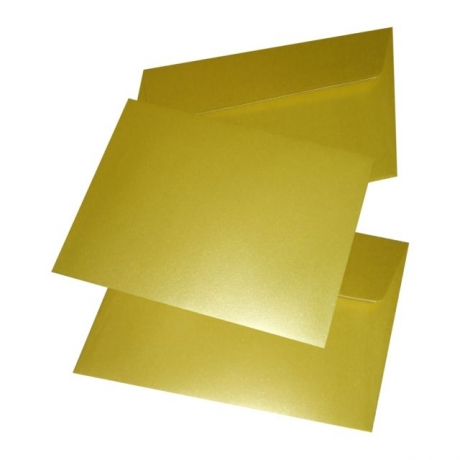Envelope Ouro 114X162Mm 120G/M2   Refª50086