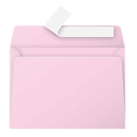 Envelope Rosa 114X162Mm 120G/M2   Refª5536