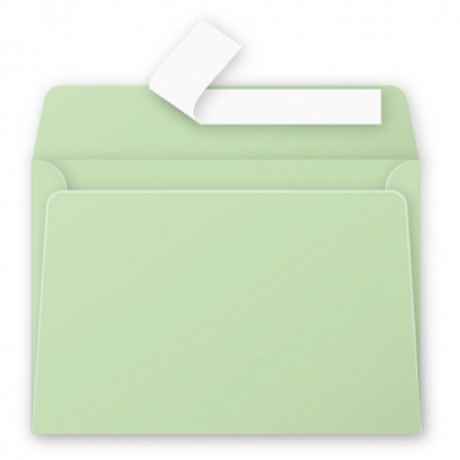 Envelope Verde 114X162Mm 120G/M2   Refª5476