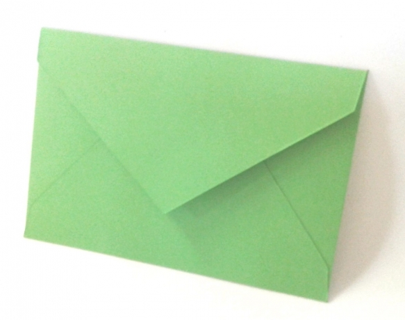 Envelope Verde Claro 114X162Mm
