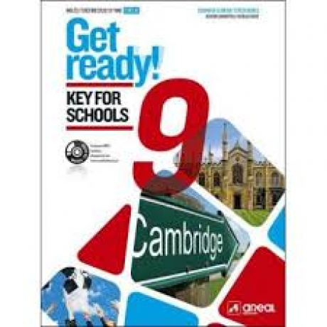 Get Ready! Key For Schools 9 Cambridge