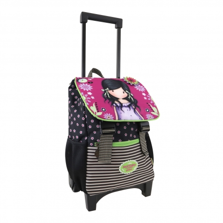 Gorjuss Mochila Escolar Trolley 942Gj02