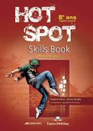 Hot Spot 8ºano Workbook