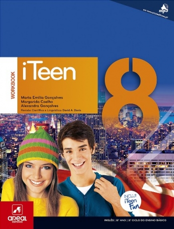 I-Teen 8º Ano Workbook