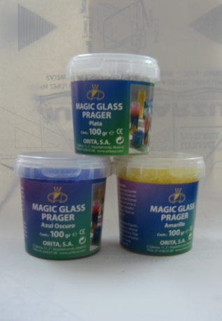 Magic Glass Prager 100Gr