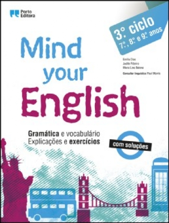 Mind Your English  3º Ciclo