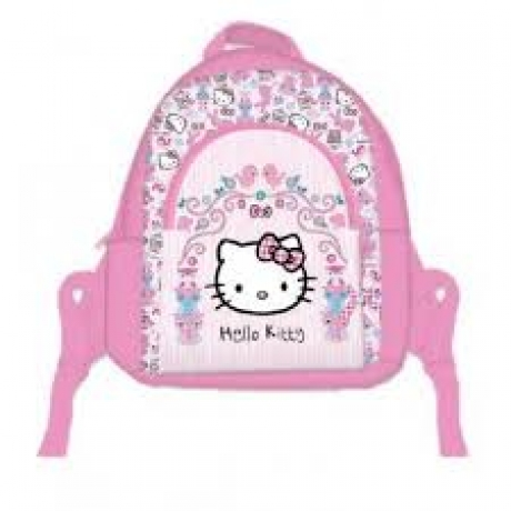 Mochila   Hello Kitty Woodland