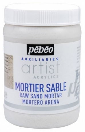 Mortier Sable Acrylic