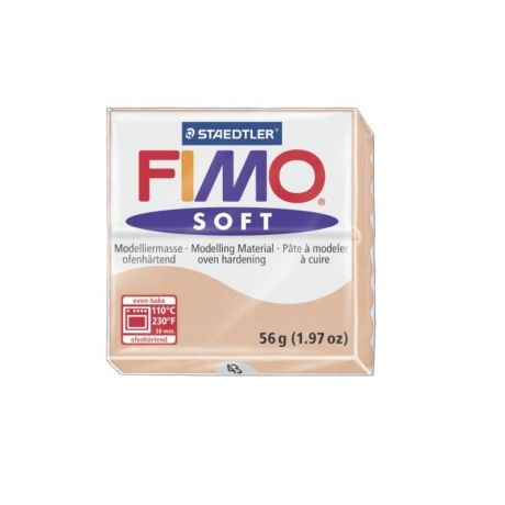 Pasta Fimo Soft Chair Clair 56 G - 43