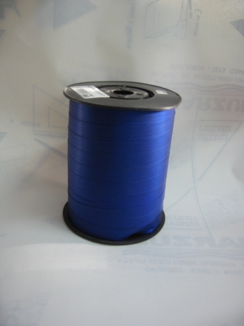 Rolo Fita Embrulho Azul 10Mmx250 Mt