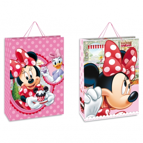 Saco Papel Minnie 23X16X9