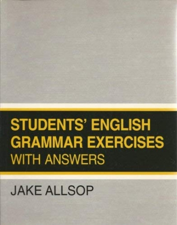 Students English Grammar Exercices