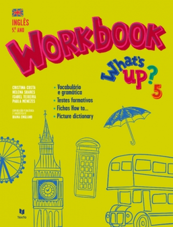 What\'S Up? Workbook 5ºano