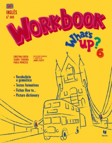 What\'S Up? Workbook 6ºano