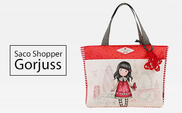 Saco Shopper Gorjuss